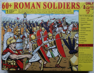 Hat 1/72 HAT8151 Republican Roman Army (Ancients)
